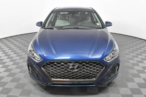 2019 Hyundai Sonata for sale at Southern Auto Solutions - Georgia Car Finder - Southern Auto Solutions-Jim Ellis Hyundai in Marietta GA