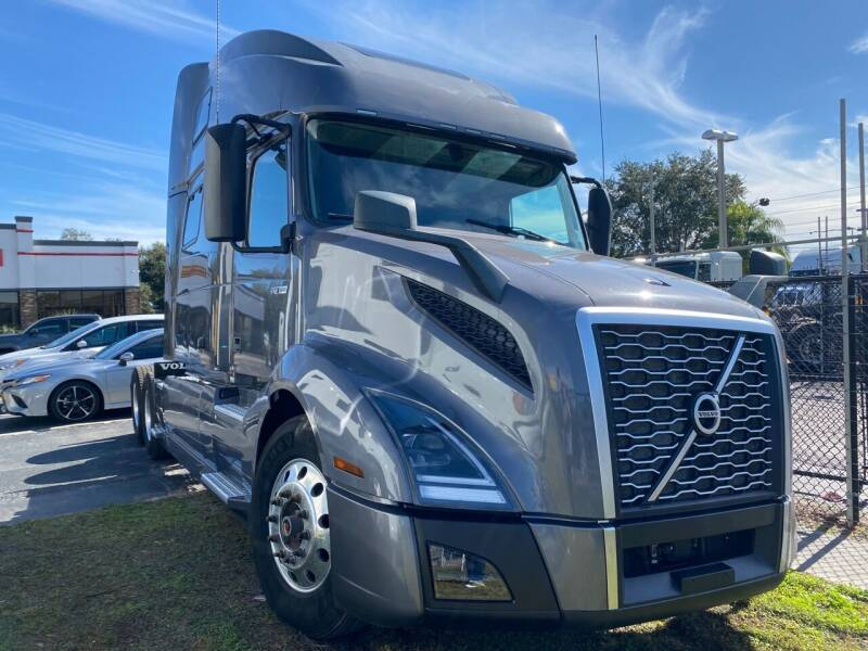 2019 Volvo VNL for sale at The Auto Market Sales & Services Inc. in Orlando FL