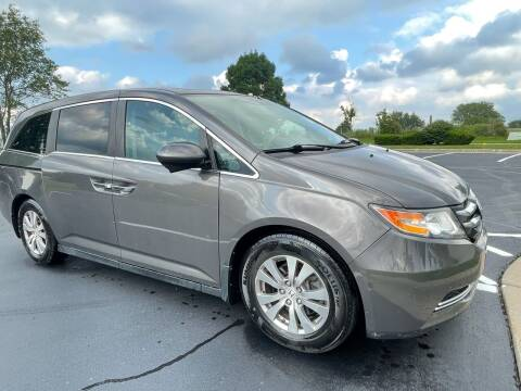 2015 Honda Odyssey for sale at Nice Cars in Pleasant Hill MO