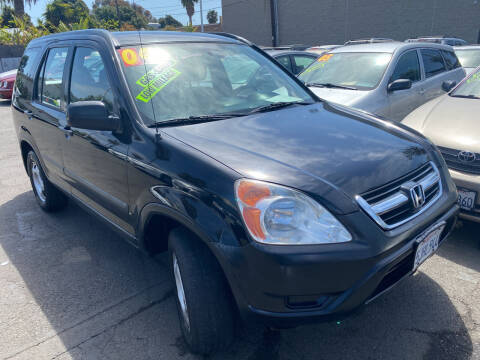 2004 Honda CR-V for sale at North County Auto in Oceanside CA