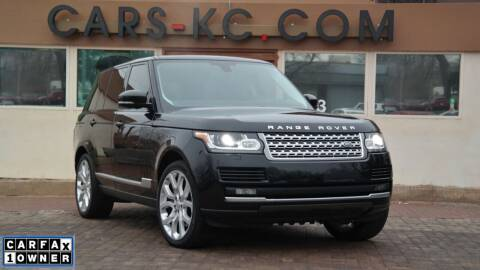 2014 Land Rover Range Rover for sale at Cars-KC LLC in Overland Park KS