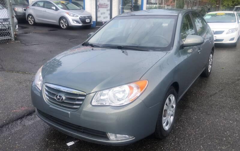 2010 Hyundai Elantra for sale at DEALS ON WHEELS in Newark NJ