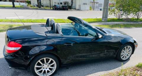 2005 Mercedes-Benz SLK for sale at CHECK  AUTO INC. in Tampa FL
