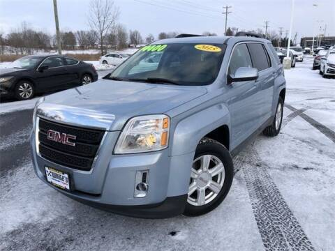 2015 GMC Terrain for sale at White's Honda Toyota of Lima in Lima OH