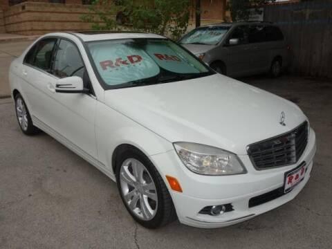 2011 Mercedes-Benz C-Class for sale at R & D Motors in Austin TX