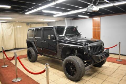 2011 Jeep Wrangler Unlimited for sale at Adams Auto Group Inc. in Charlotte NC