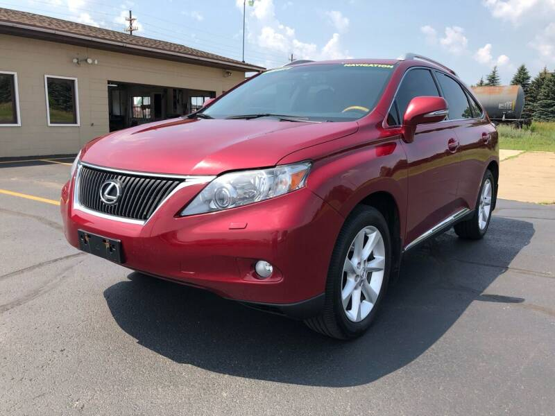 2010 Lexus RX 350 for sale at Mike's Budget Auto Sales in Cadillac MI