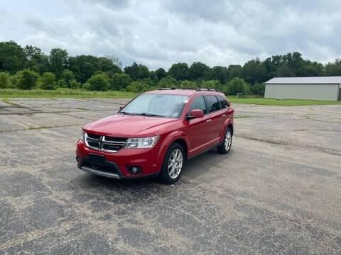 2014 Dodge Journey for sale at Caruzin Motors in Flint MI
