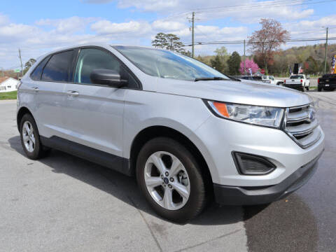 2018 Ford Edge for sale at Viles Automotive in Knoxville TN