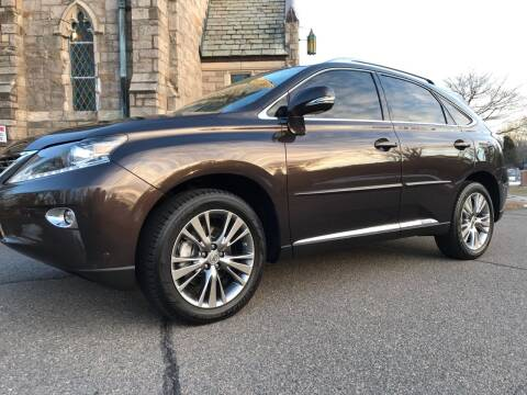 2014 Lexus RX 450h for sale at Reynolds Auto Sales in Wakefield MA