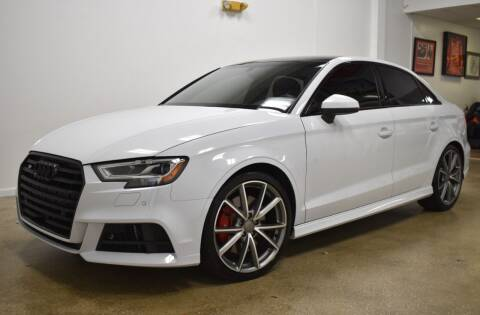 2018 Audi S3 for sale at Thoroughbred Motors in Wellington FL