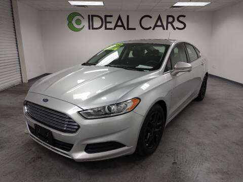 2014 Ford Fusion for sale at Ideal Cars East Mesa in Mesa AZ