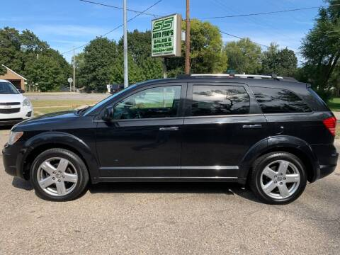 2010 Dodge Journey for sale at SS AUTO PRO'S in Otsego MI