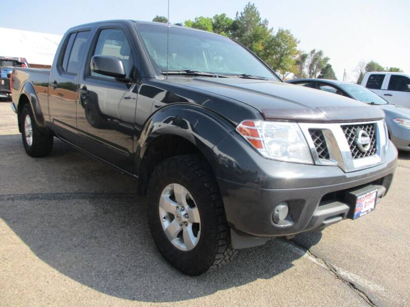2012 Nissan Frontier for sale at Advantage Auto Brokers Inc in Greeley CO