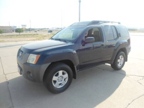 2007 Nissan Xterra for sale at Twin City Motors in Scottsbluff NE