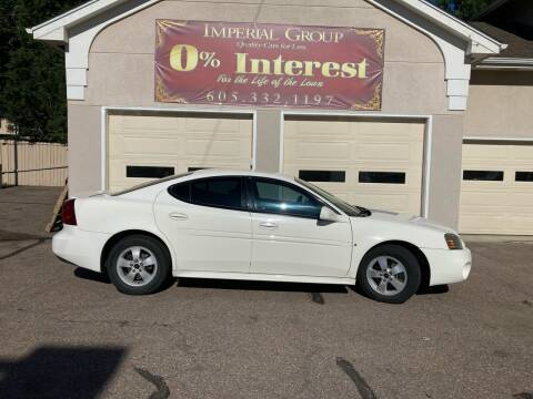 2006 Pontiac Grand Prix for sale at Imperial Group in Sioux Falls SD