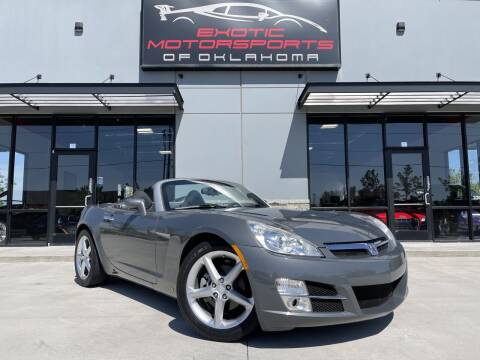 2008 Saturn SKY for sale at Exotic Motorsports of Oklahoma in Edmond OK