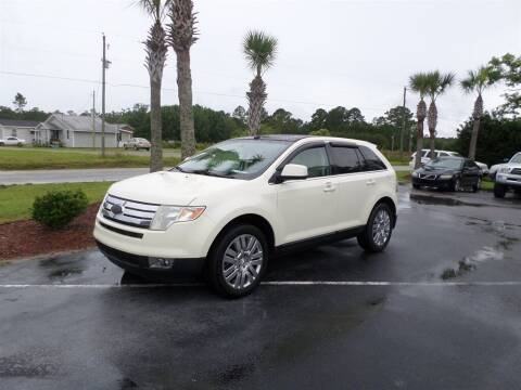2008 Ford Edge for sale at First Choice Auto Inc in Little River SC