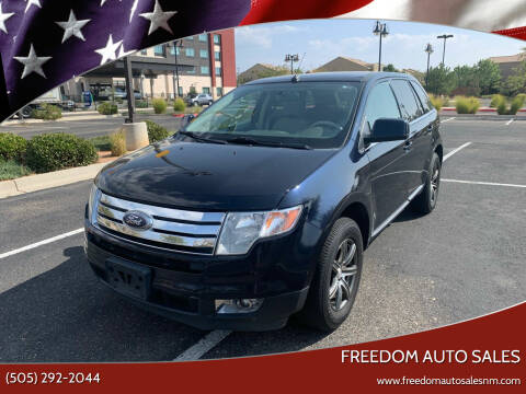 2010 Ford Edge for sale at Freedom Auto Sales in Albuquerque NM