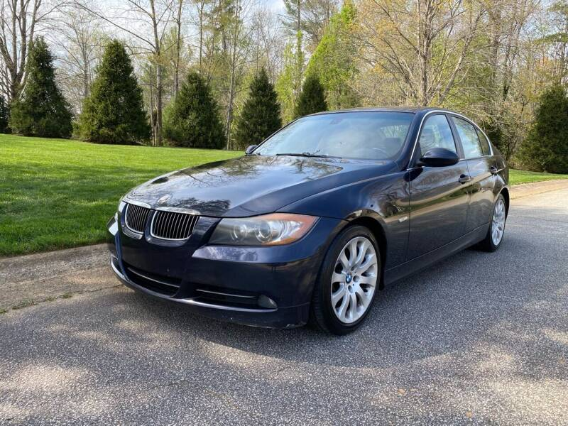 2006 BMW 3 Series for sale at Lenoir Auto in Lenoir NC