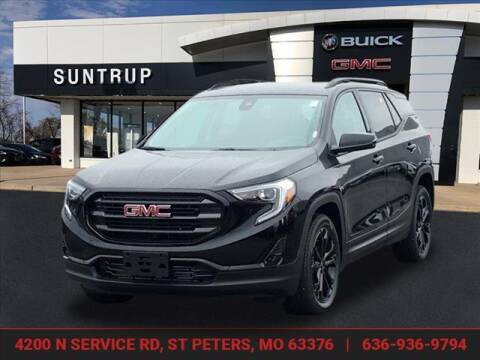 2021 GMC Terrain for sale at SUNTRUP BUICK GMC in Saint Peters MO