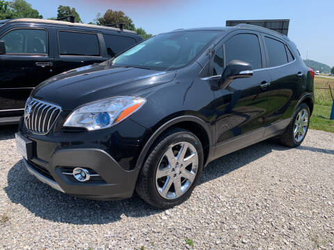 2014 Buick Encore for sale at Gary Sears Motors in Somerset KY