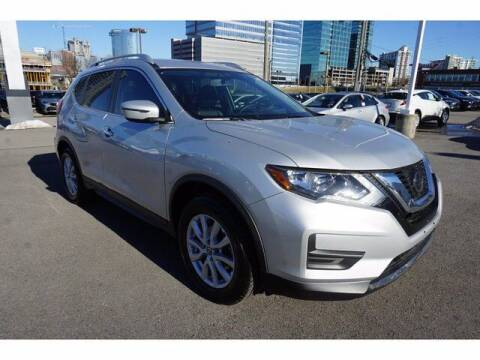 2018 Nissan Rogue for sale at BEAMAN TOYOTA in Nashville TN