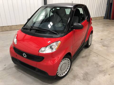2013 Smart fortwo for sale at EUROPEAN AUTOHAUS, LLC in Holland MI