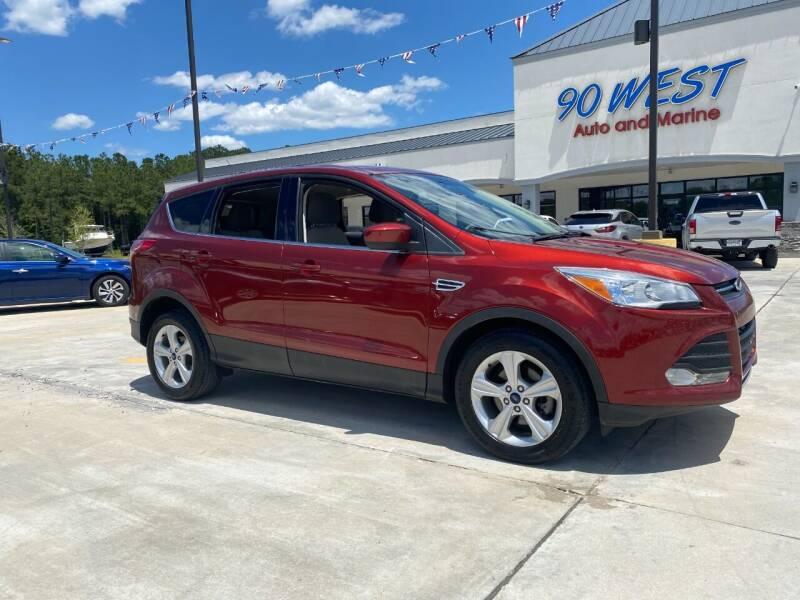 2014 Ford Escape for sale at 90 West Auto & Marine Inc in Mobile AL