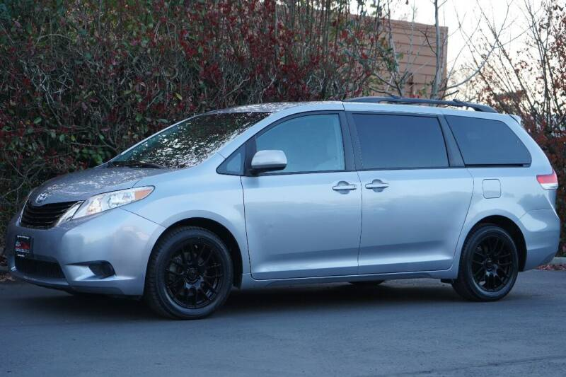 2011 Toyota Sienna for sale at Beaverton Auto Wholesale LLC in Aloha OR
