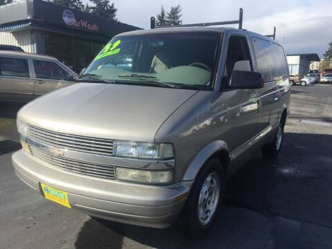 2005 Chevrolet Astro for sale at Federal Way Auto Sales in Federal Way WA