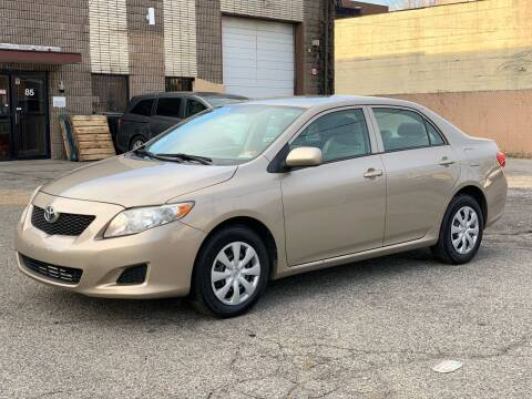 2009 Toyota Corolla for sale at Innovative Auto Group in Little Ferry NJ