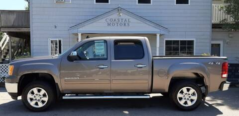2013 GMC Sierra 1500 for sale at Coastal Motors in Buzzards Bay MA