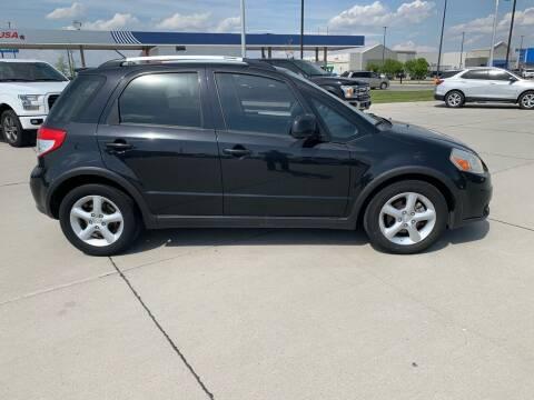 2009 Suzuki SX4 Crossover for sale at Sportline Auto Center in Columbus NE