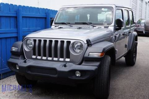 2018 Jeep Wrangler Unlimited for sale at Michael's Auto Sales Corp in Hollywood FL