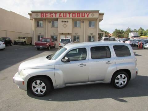 2009 Chevrolet HHR for sale at Best Auto Buy in Las Vegas NV