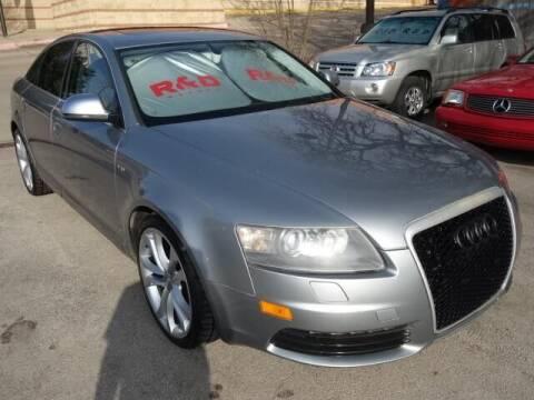 2011 Audi S6 for sale at R & D Motors in Austin TX