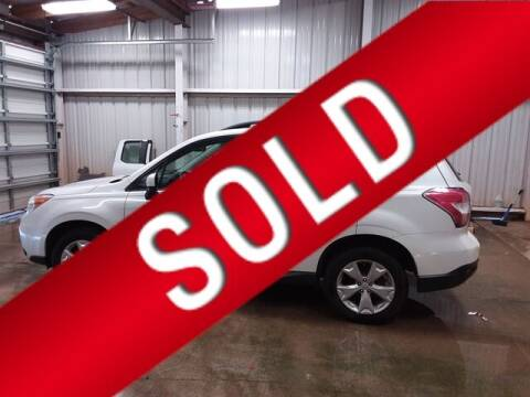 2014 Subaru Forester for sale at East Coast Auto Source Inc. in Bedford VA