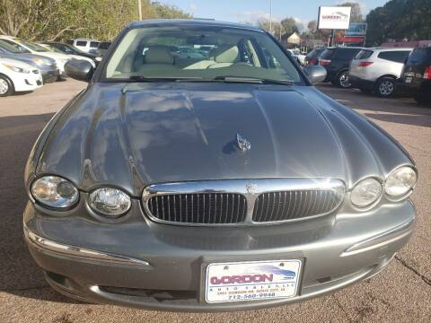 2004 Jaguar X-Type for sale at Gordon Auto Sales LLC in Sioux City IA