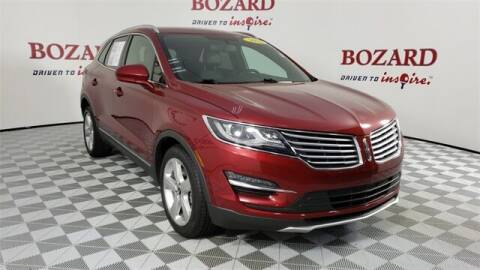 2016 Lincoln MKC for sale at BOZARD FORD in Saint Augustine FL