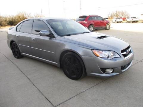 2008 Subaru Legacy for sale at LK Auto Remarketing in Moore OK