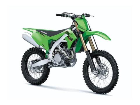 2022 Kawasaki KX™450 for sale at Southeast Sales Powersports in Milwaukee WI