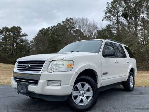 2008 Ford Explorer for sale at Global Pre-Owned in Fayetteville GA