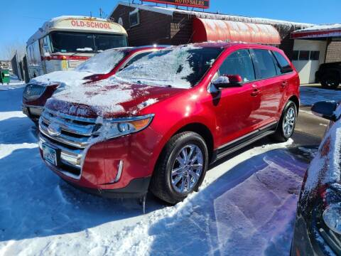 2012 Ford Edge for sale at Rum River Auto Sales in Cambridge MN