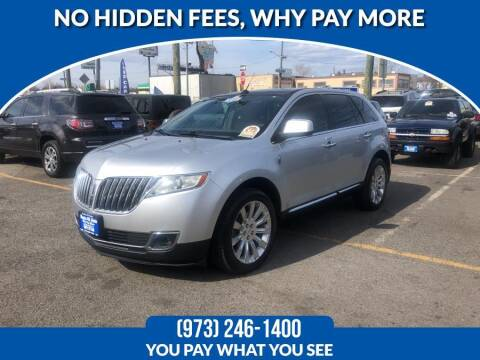 2011 Lincoln MKX for sale at Route 46 Auto Sales Inc in Lodi NJ