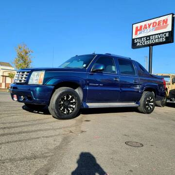 2005 Cadillac Escalade EXT for sale at Hayden Cars in Coeur D Alene ID
