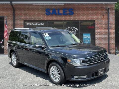 2014 Ford Flex for sale at Michael D Stout in Cumming GA