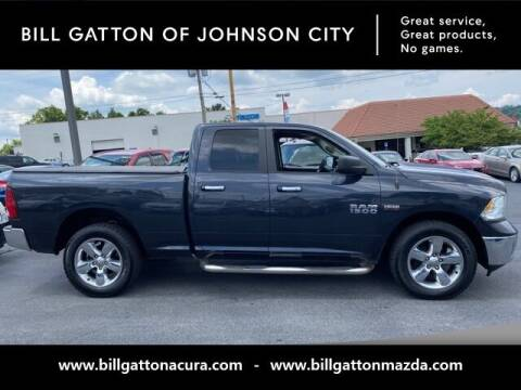 2014 RAM Ram Pickup 1500 for sale at Bill Gatton Used Cars - BILL GATTON ACURA MAZDA in Johnson City TN