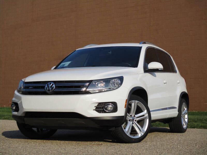 2016 Volkswagen Tiguan for sale at Autohaus in Royal Oak MI