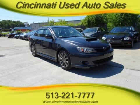 2009 Subaru Impreza for sale at Cincinnati Used Auto Sales in Cincinnati OH